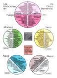 Lamina Las Emociones en los Cinco Elementos